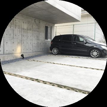 敷地内駐車場(平置)